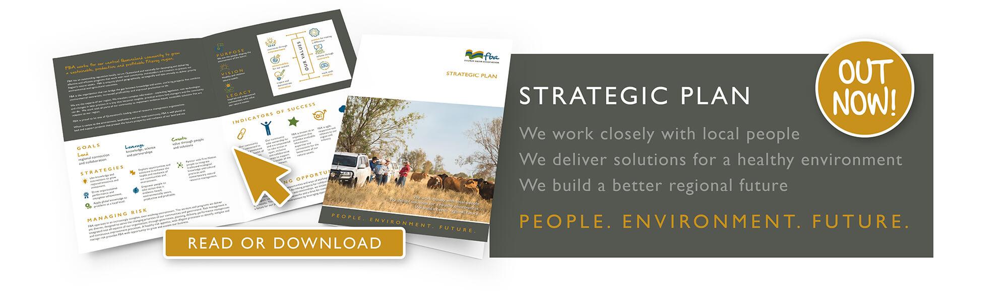 Strategic Plan Email Signature