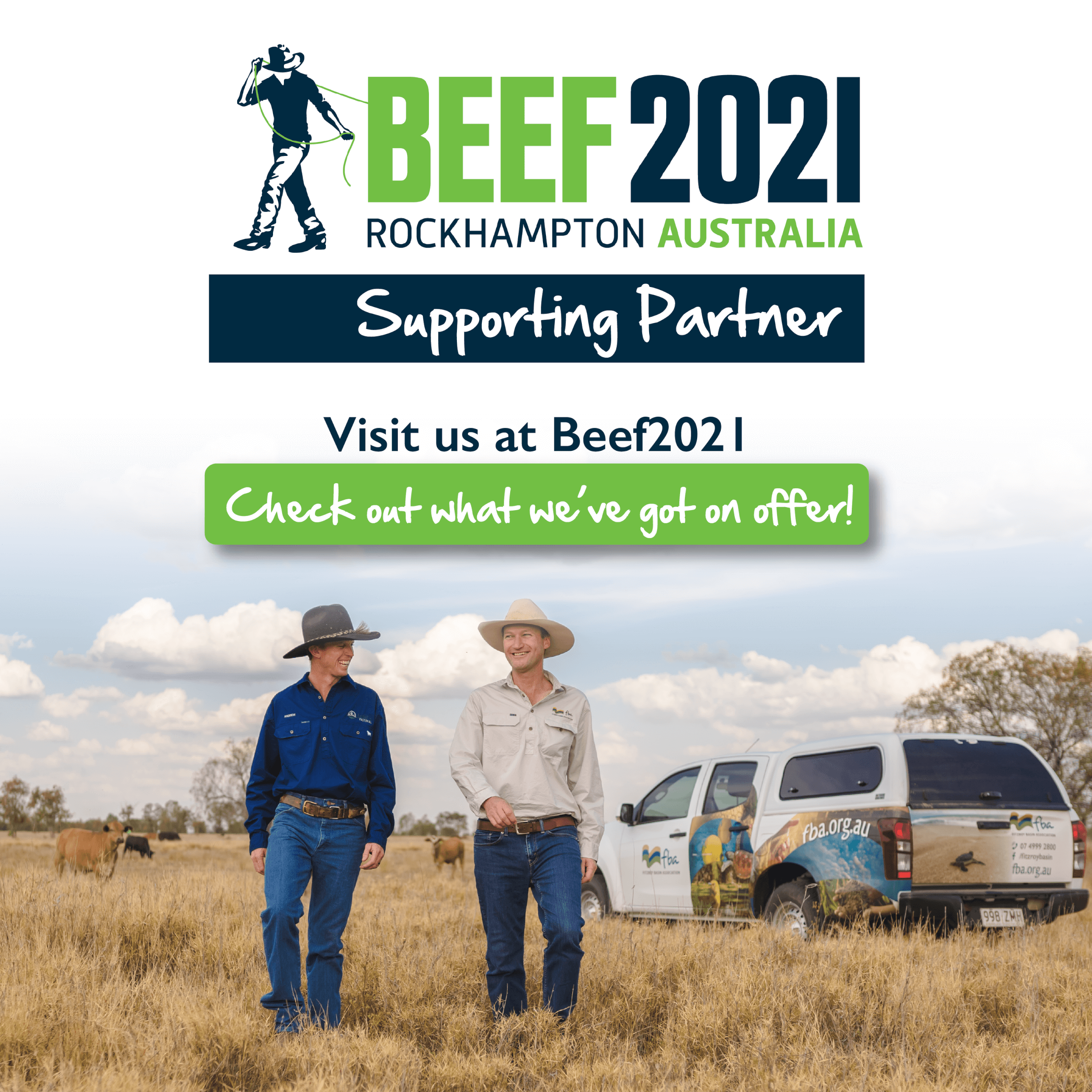 Beef2021 Event Info