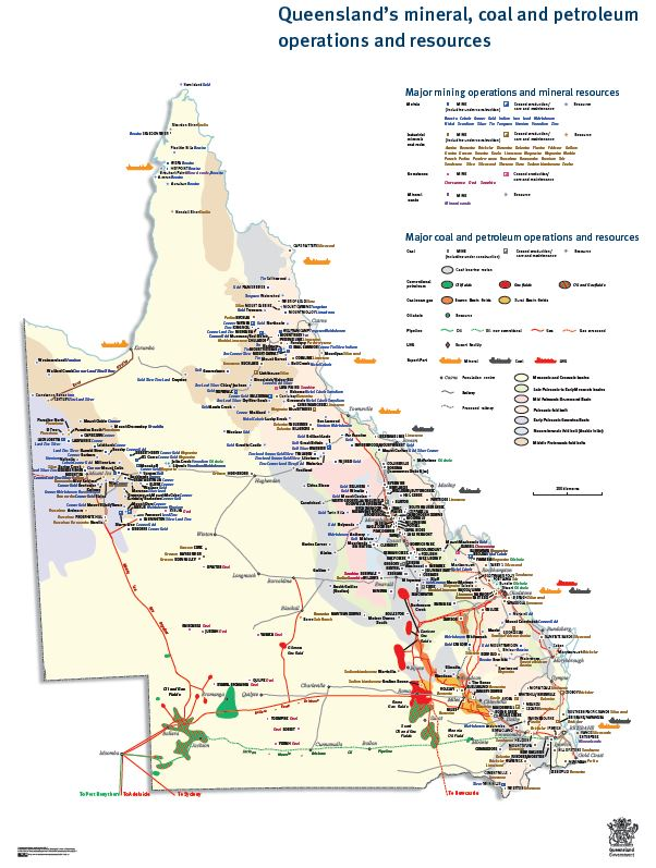 Mining | Fitzroy Basin Association