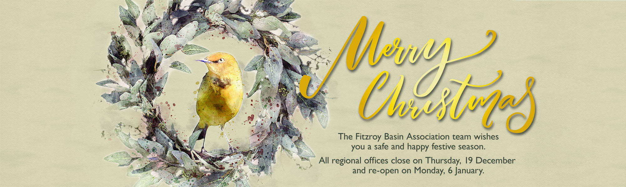 Capricorn Yellow Chat_Christmas_WATERCOLOURED_Web Banner 2000x600